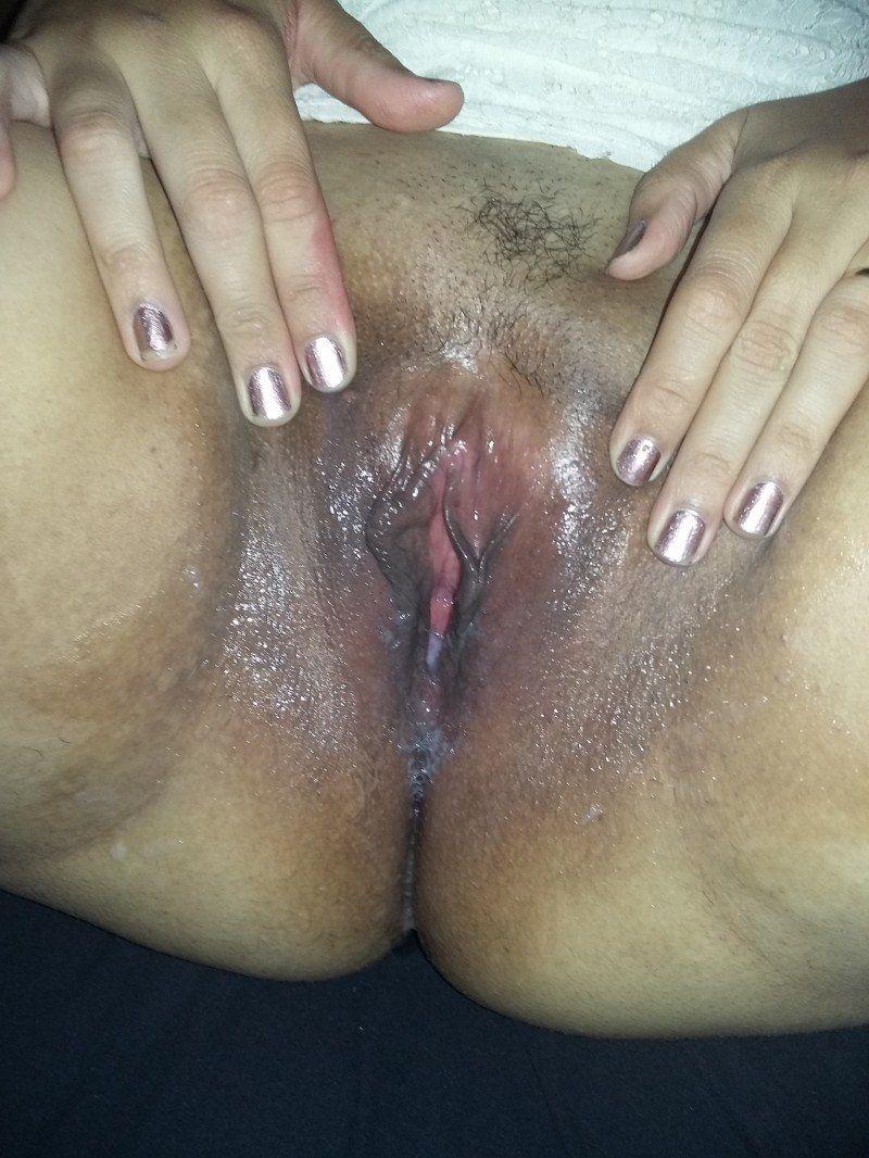banho de porra na buceta da esposa (4)