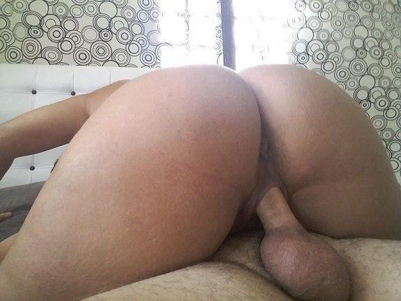 Fotos da esposa de shortinho socado