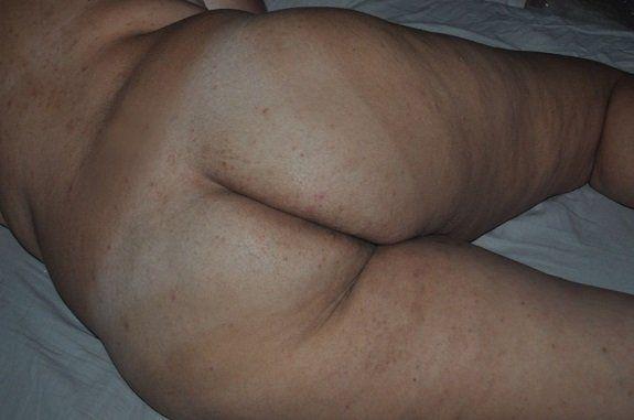 Minha esposa gorda gostosa GG
