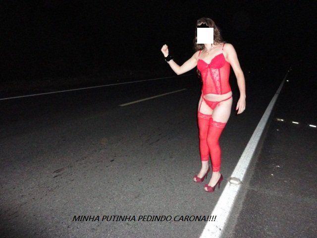 lingerie na estrada (2)