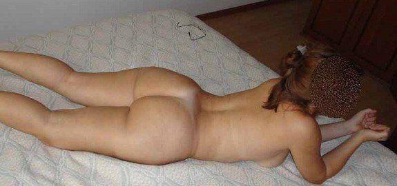 Fotos da esposa gostosa pelada