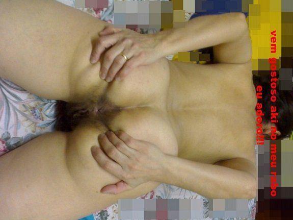 Minha esposa quer sexo anal