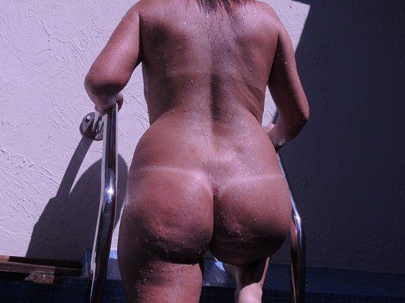 Fotos da esposa bronzeada gostosa
