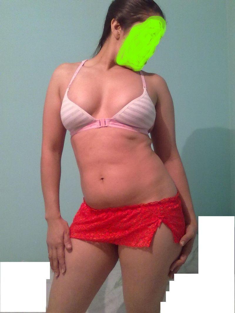 Minha esposa safada em fotos nuas (5)