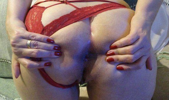 Fotos da esposa mostrando o cu