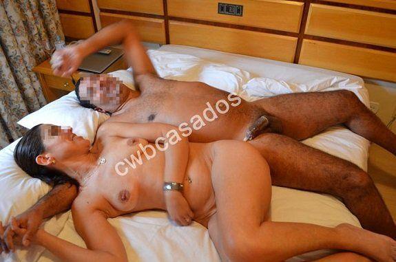 Fotos de sexo amador da casada  de corno