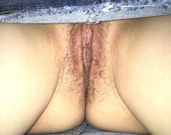 A Buceta meladinha da minha esposa