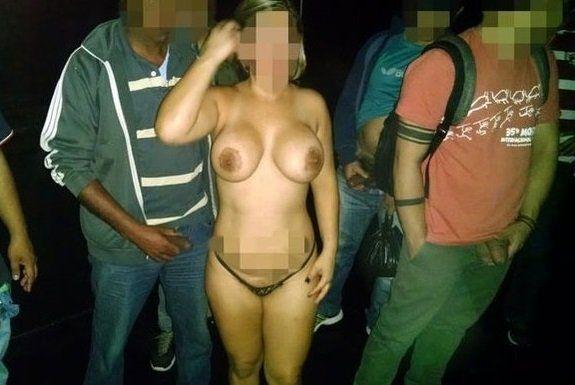 Peituda gostosa fazendo sexo amador