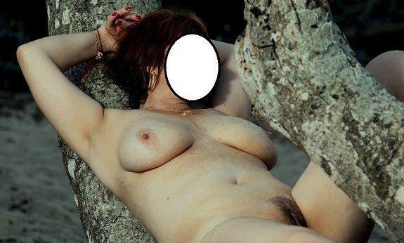 Fotos da esposa madura gostosa pelada