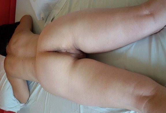 Flagra amador esposa dormindo pelada