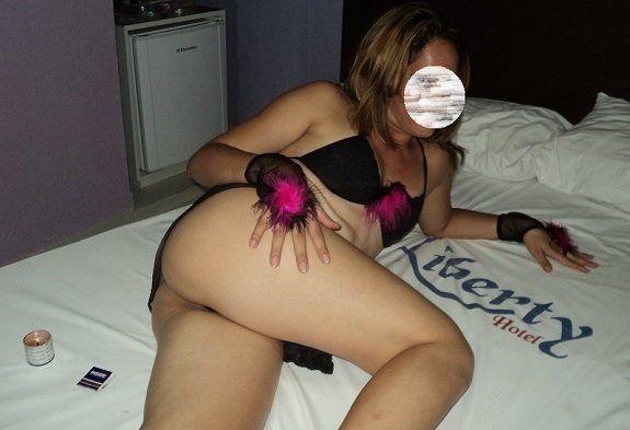Sexo anal com a minha namorada