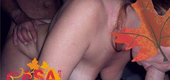 Casada peituda fazendo sexo com o negrão