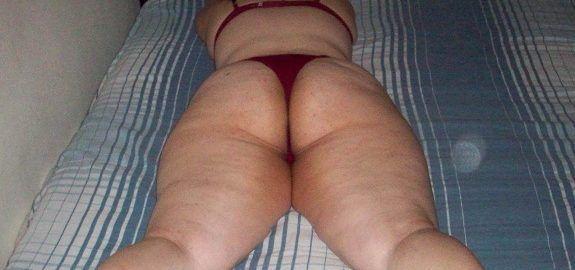 Fotos amadoras da esposa de calcinha vermelha