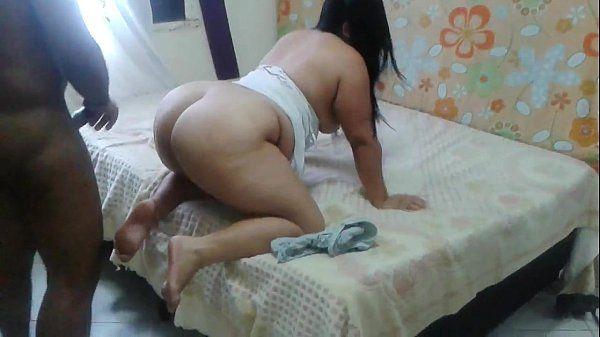 Sexo com a gordinha gostosa rabuda