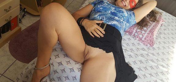 Márcia Loba casada liberada de aluguel