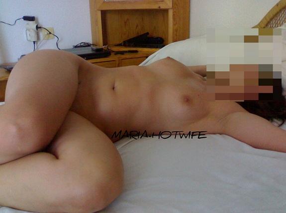 Maria esposa quente em fotos amadoras nuas