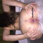 Esposa branquinha novinha em fotos peladas