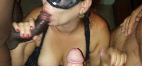 Casal SPRJ em fotos amadoras de sexo