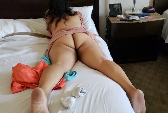 Fotos da minha esposa gorda safada e gostosa