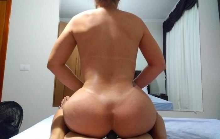 Raquel e fotos de sexo amador com seu marido