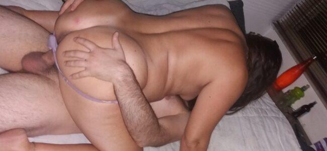 Minha esposa já fez sexo com outro homem