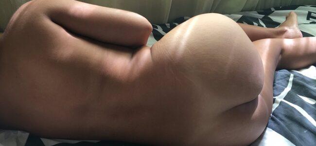 Mostrando a sua esposa pelada gostosa