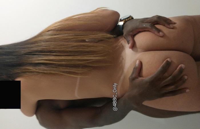 Brasileira exibida gostosa na gringa