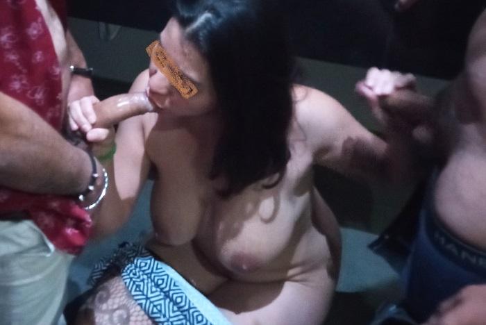 Corno e a sua branquinha safada
